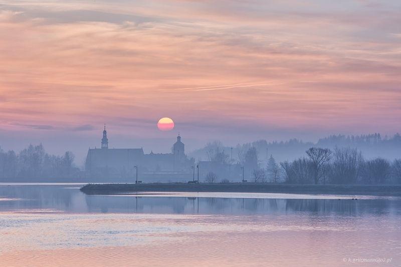 Cistercian monastery - Wąchockphoto preview