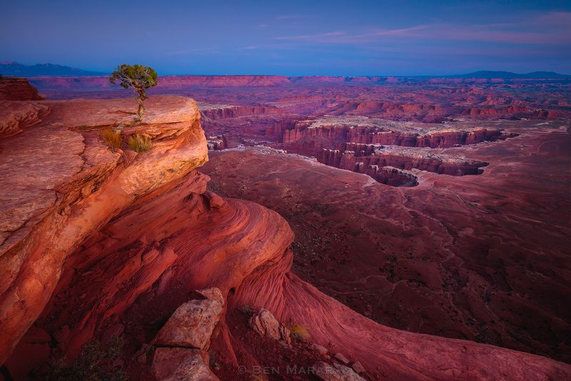 canyonlands, landscape, utah, sunset, canyon, canon5dsr, usa, Don\'t Give Upphoto preview