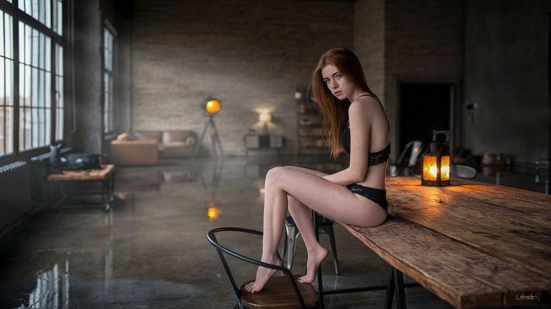 девушка, портрет, art Катяphoto preview