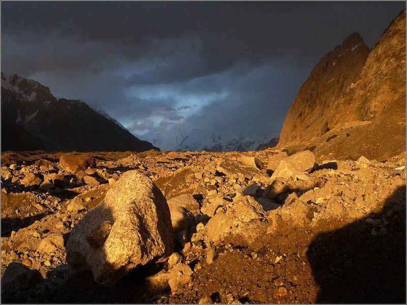 южный иныльчек, тянь-шань, экспедиция Про инверсиюphoto preview