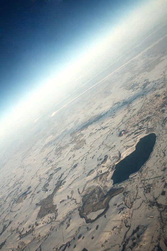 земля, воздух, космос Отрываясь от Землиphoto preview