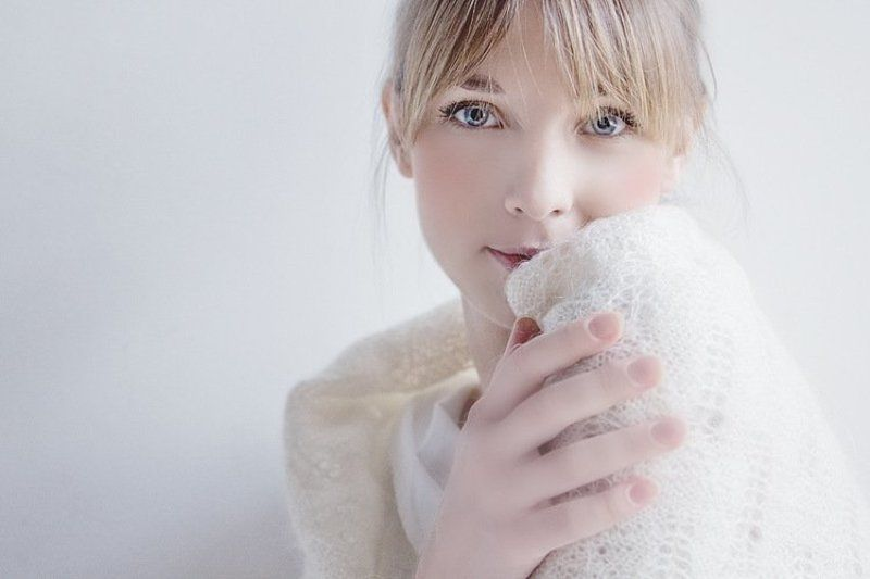 white, soft, girl Purityphoto preview