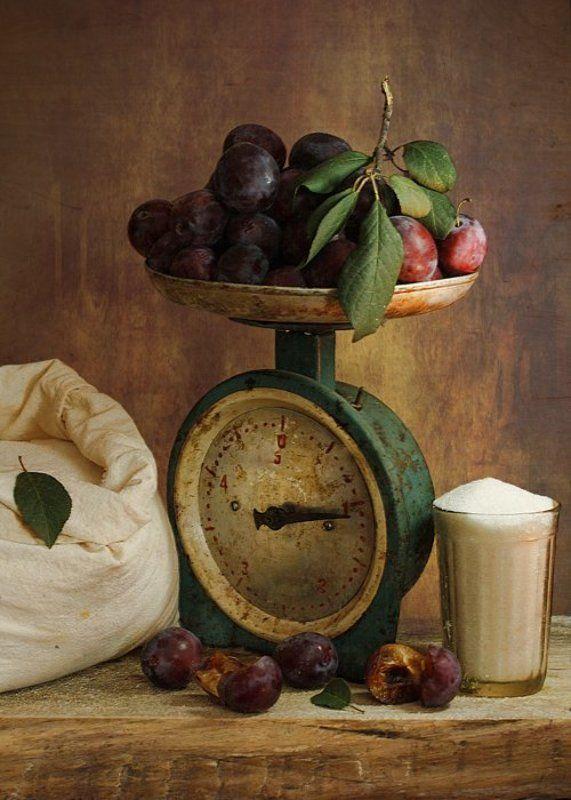На килограмм слив - стакан сахараphoto preview
