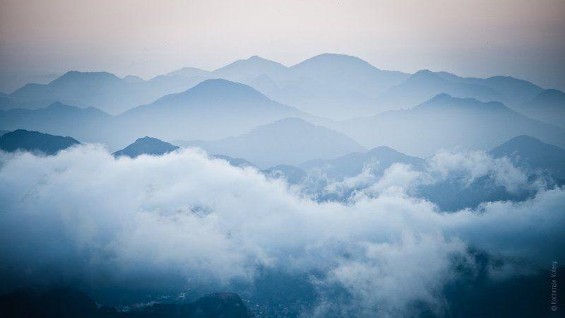 бразилия, южная америка, рио-де-жанейро, горы, закат, облака, вечер, америка, дымка Рио-Де-Жанейроphoto preview
