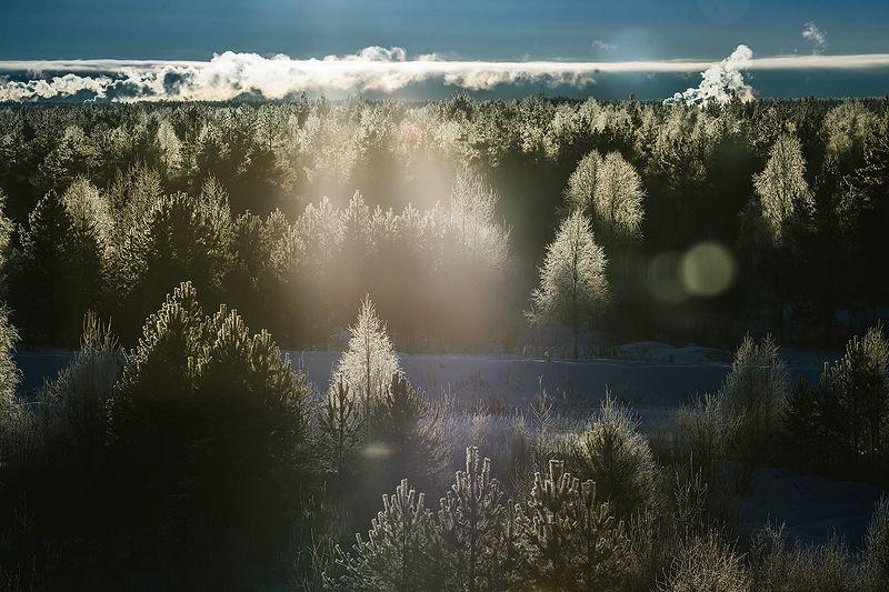 Северная зимаphoto preview