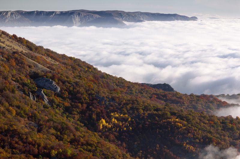 демерджи, цвет, крым, осень Титаныphoto preview