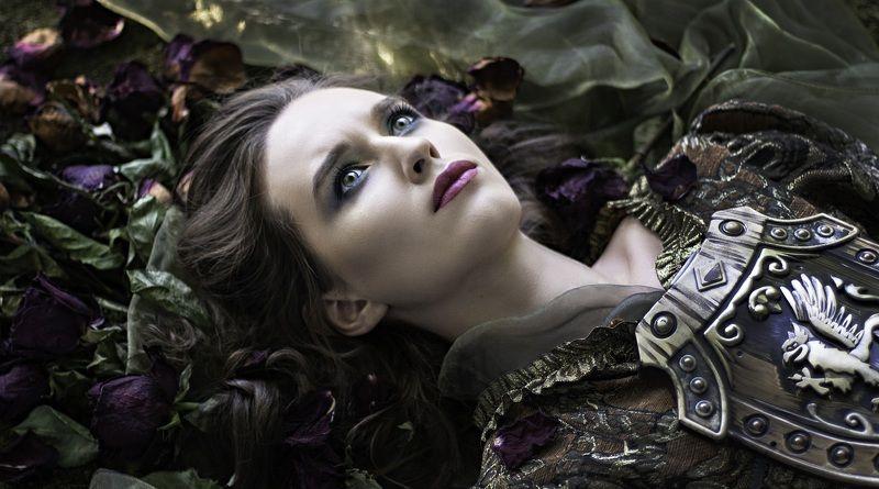 сказка, рыцарь, цветы, жизнь, поле, розы, рыцарьцветов, портрет Рыцарь цветовphoto preview