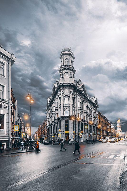 #snow, #winter, #city, #город, #зима, #снег, #спб 5 Угловphoto preview