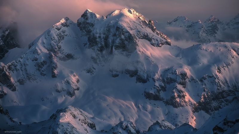 #dolomiti #горы и#талия #доломиты вечный холодphoto preview