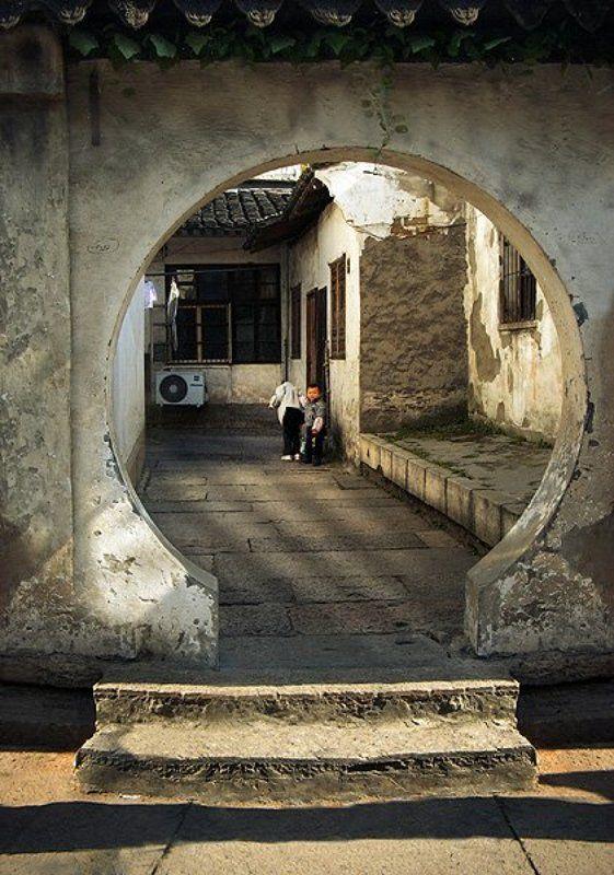 китай, шаосин Через замочную скважину:Рphoto preview