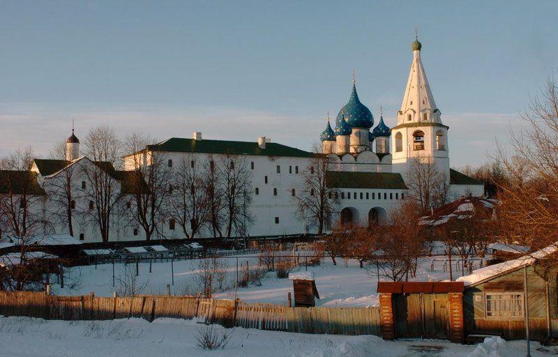 Зимний вечер коротая… (2005)photo preview