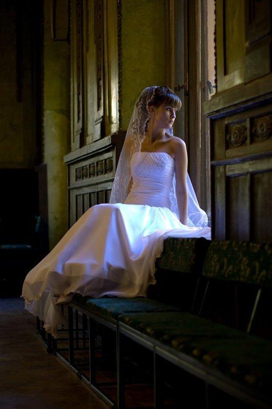 свадьба, свадебное фото, портрет ожиданиеphoto preview
