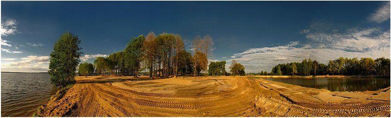 весна, природа, пейзаж, озеро Есть ли жизнь на Марсе...?photo preview