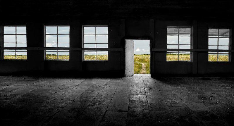 выход, одиночество, депрессия Всё ещё возможно.photo preview