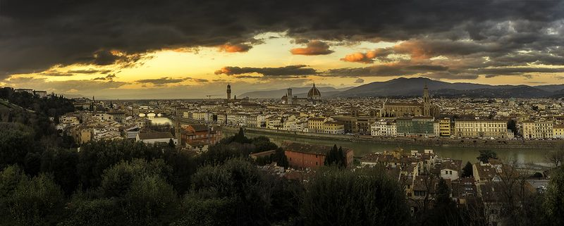 florence, italy, panorama, Florencephoto preview