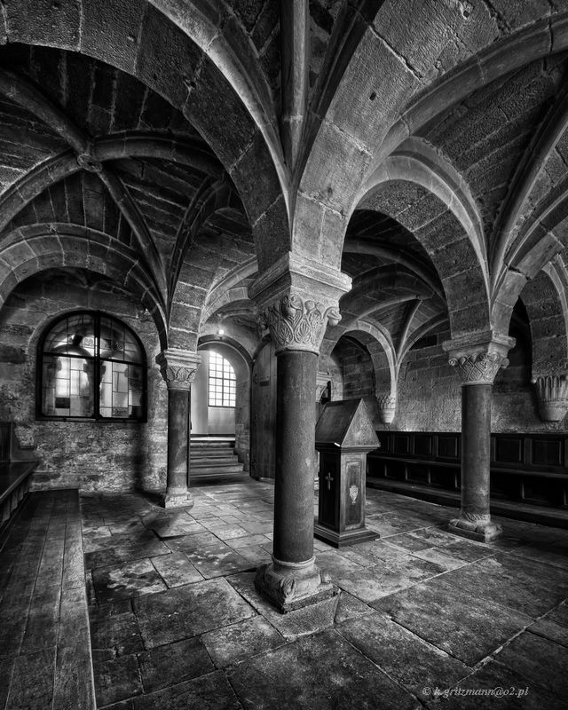 in the old monasteryphoto preview