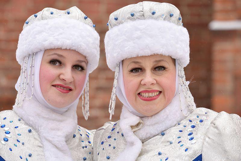 портрет, portrait, елена белова Масленицаphoto preview