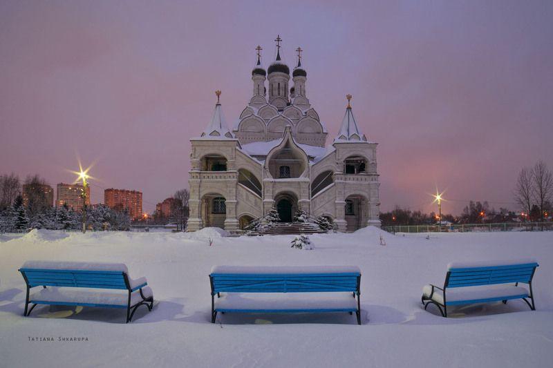 храмы россии, храмы  Места в партереphoto preview
