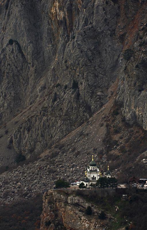 форосская церковь, крым Форосская церковьphoto preview