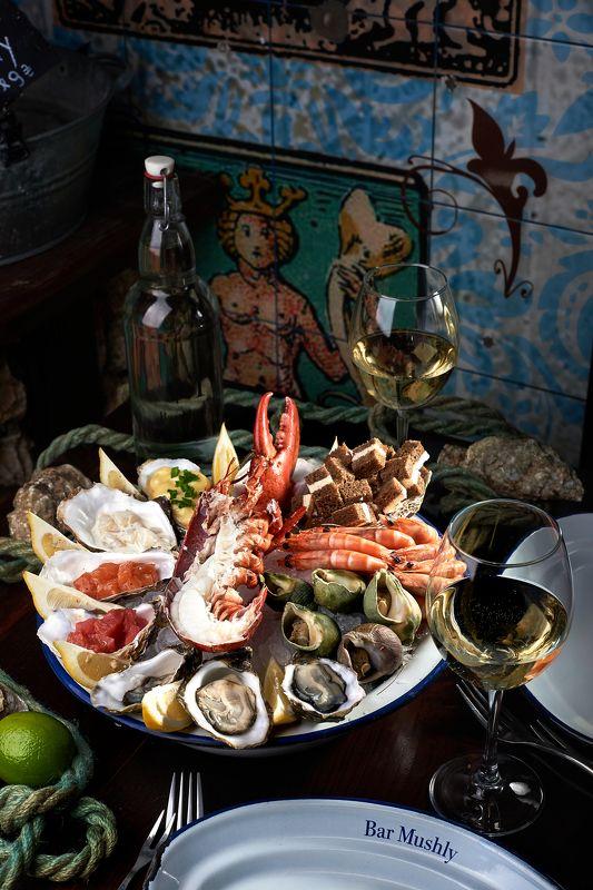 food, Ukraine, Lviv Мечтая о мореphoto preview