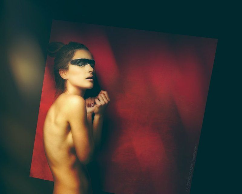 face, portrait, nu, nude, concept, art Piece of Artphoto preview