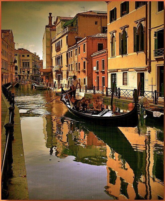 Венецианские сны (картинка на память)photo preview
