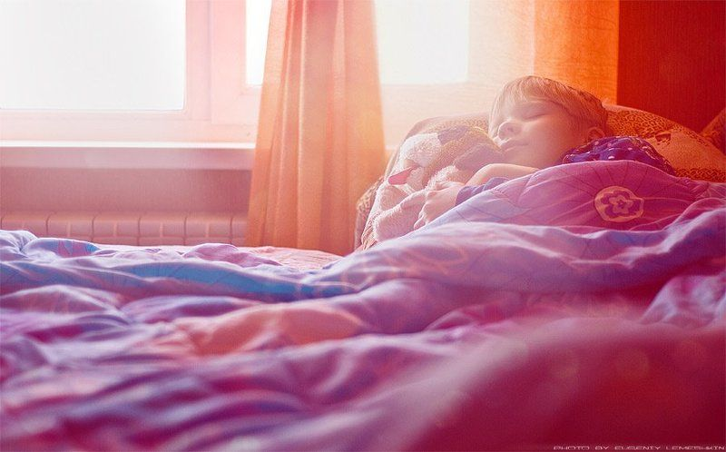 Утро весеннего дняphoto preview