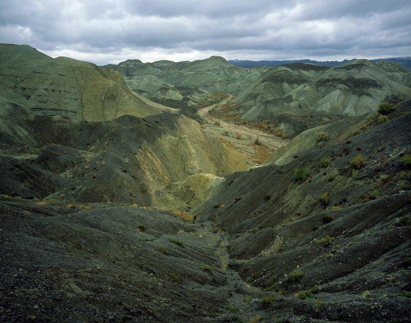 Цветные горы Алтын-Эмеляphoto preview