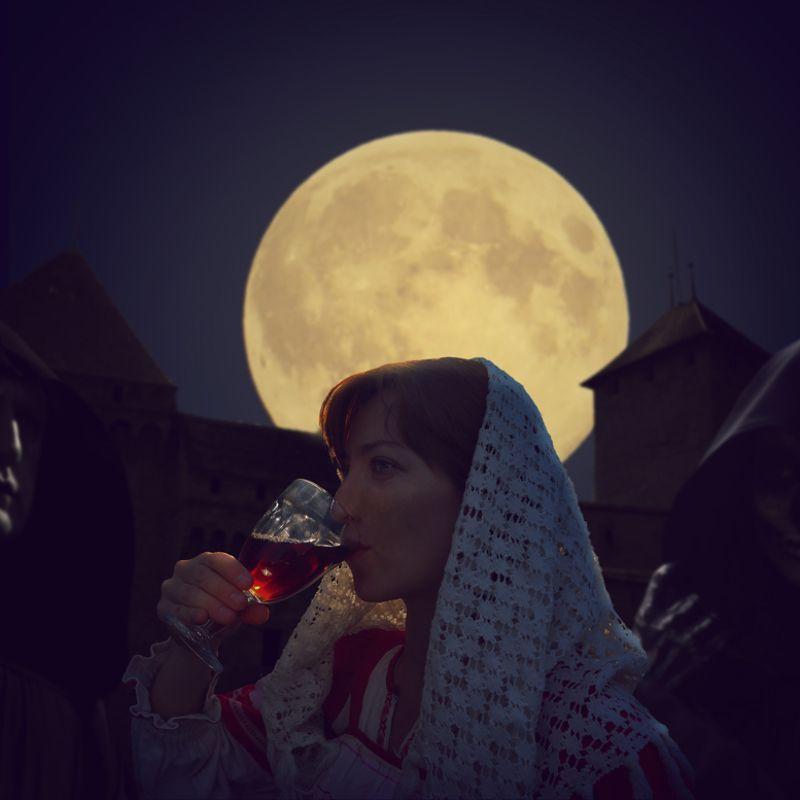 фотошоп Не пей вина , Гертруда!photo preview