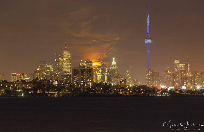Осень полной луны II...photo preview