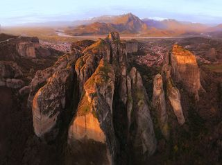 Скалы Фессалии