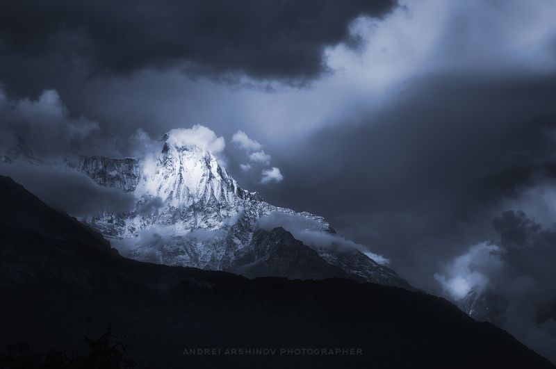 непал, Аннапурна Пикphoto preview