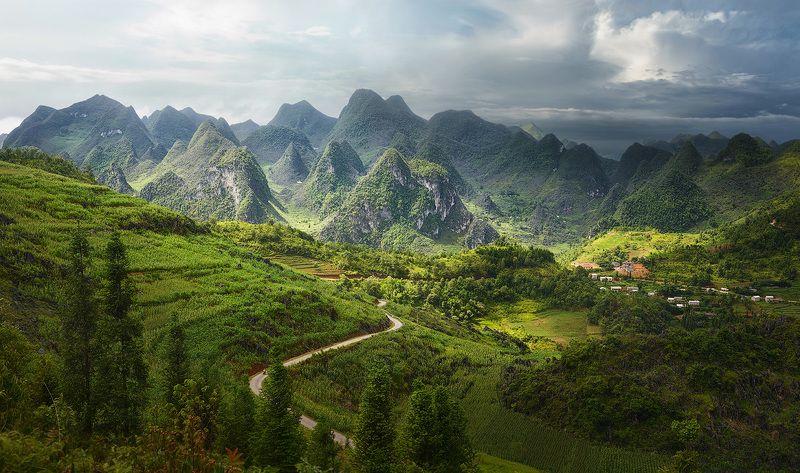 северный, вьетнам, На Севере Вьетнама.photo preview