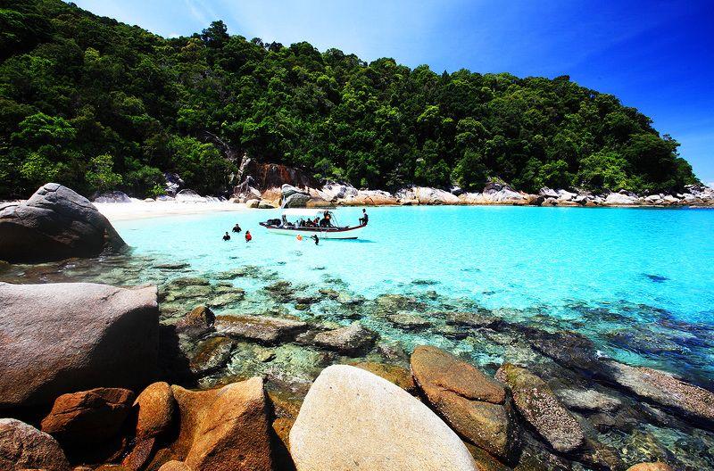 perhentian island, малайзия Perhentian Islandphoto preview