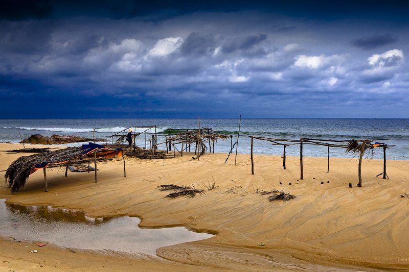 вьетнам, море, небо, песочек Прогулки по пляжуphoto preview