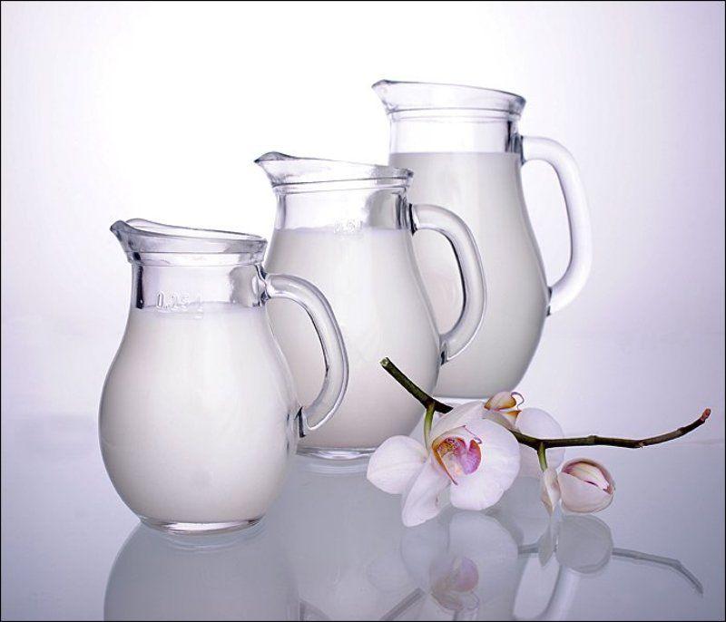 funtry, кувшины, молоко, орхидея, посуда, предметная съемка, фотонатюрморт, цветок, цветы Молокоphoto preview