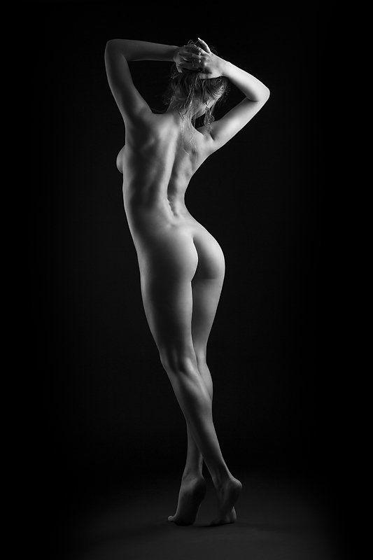 girl, nu, light, figure, studio, gotovo **photo preview