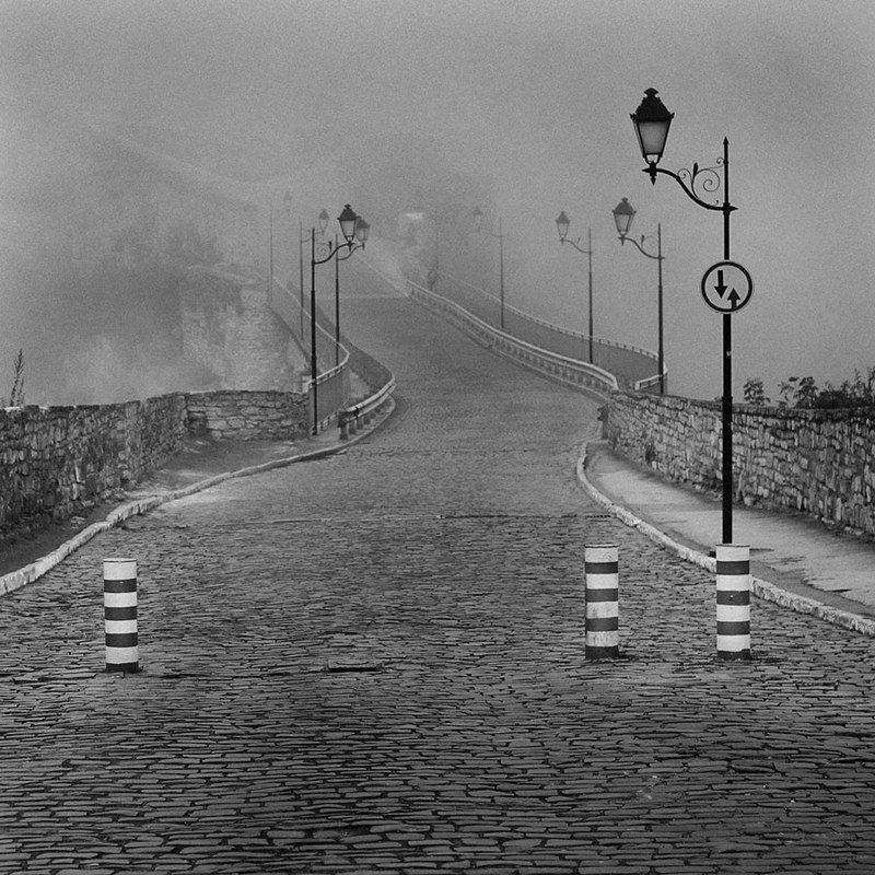 Дорога в туманеphoto preview