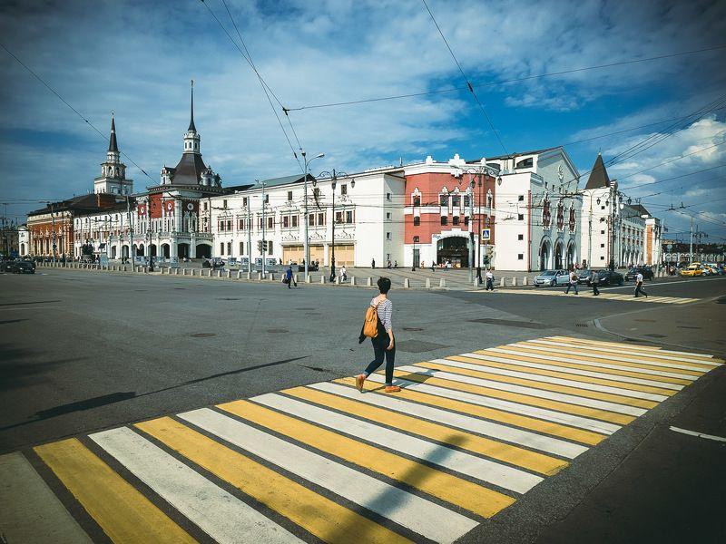 #юрийклимовфотограф #klimofoto Я шагаю по Москве.photo preview