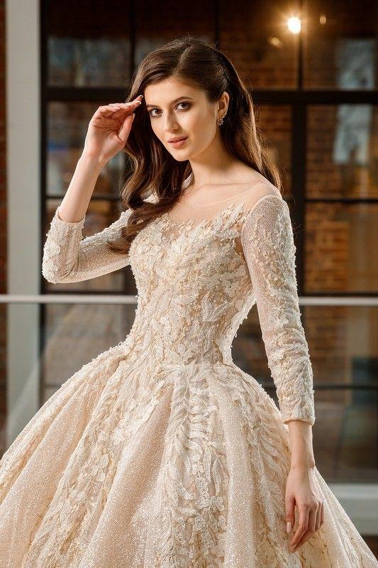 модель, девушка, свадебное платье, роскошь, fasion Шикphoto preview