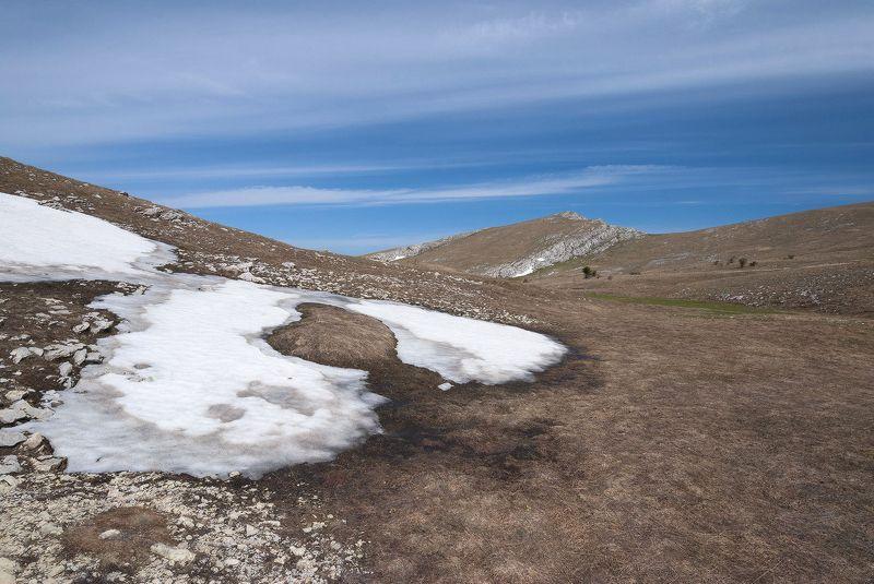 Апрель в горах.  Демир-Капу.photo preview