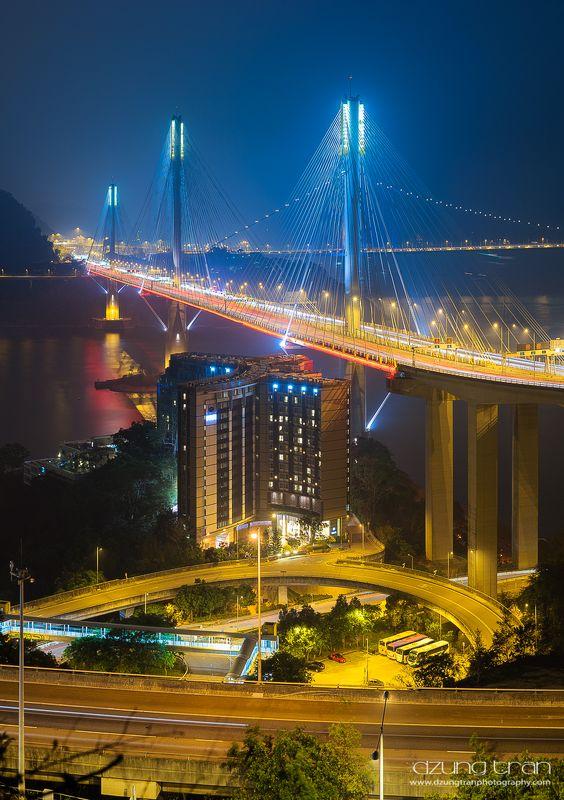Ting Kau Bridgephoto preview