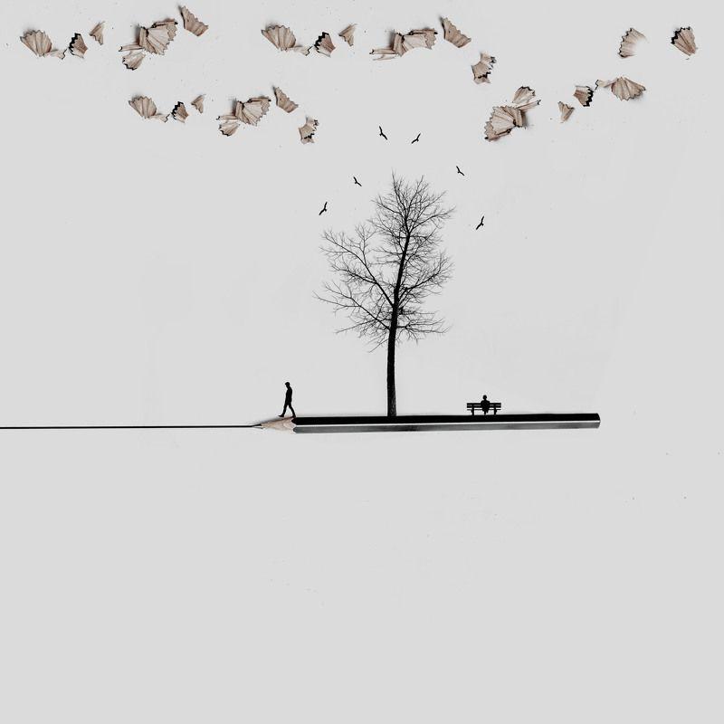#35photo_ru#surrealart#photoshop #photography#minimalism #conceptual#fineart #instagram#ps_emotion#bnwminimalismmag #harfeaks #ir_photographer#ir_aks #hadimalijani#minimal #canon#blackandwhite#bnw#surreal#conceptualart#art Free associationphoto preview