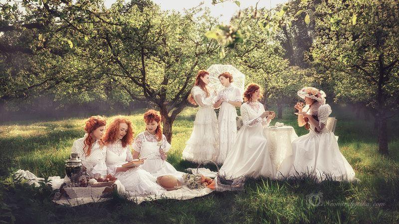 vintage Teatimephoto preview