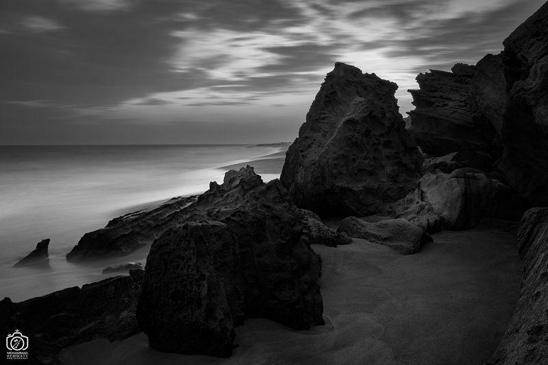 longexposure,canon80d,beach,sea,nature,blackandwhite,light,dark,sky,clouds,canon,photo,photographer photo preview