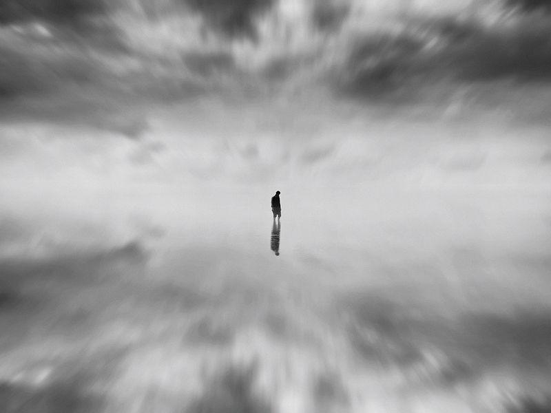 #35photo #black&white #fineart #art Solitude oceanphoto preview