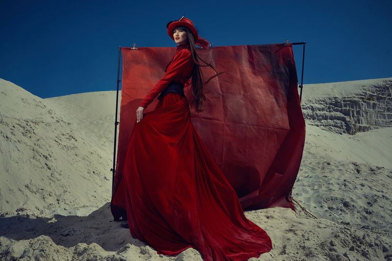 photo, art, digital, picture, fashion, fine, moscow, photography, nikon, elinchrom Съемка для дизайнера одежды Алисы Максимовойphoto preview