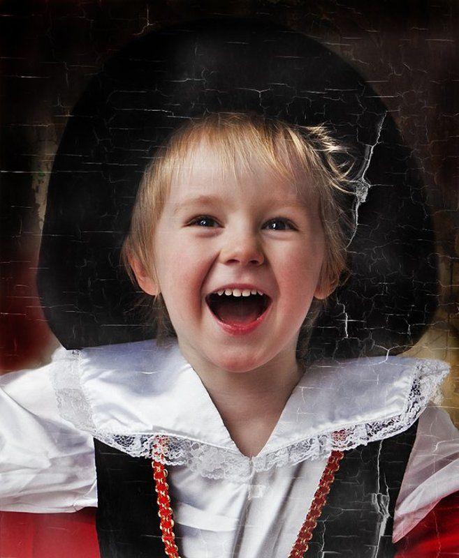 мальчик, радость, голландия Смеющийся мальчик.photo preview