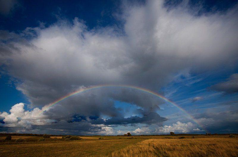 пейзаж, радуга ***photo preview