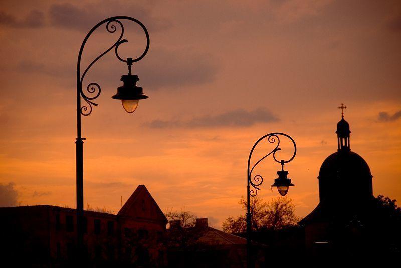 закат, каменец-подольский fonarikiphoto preview